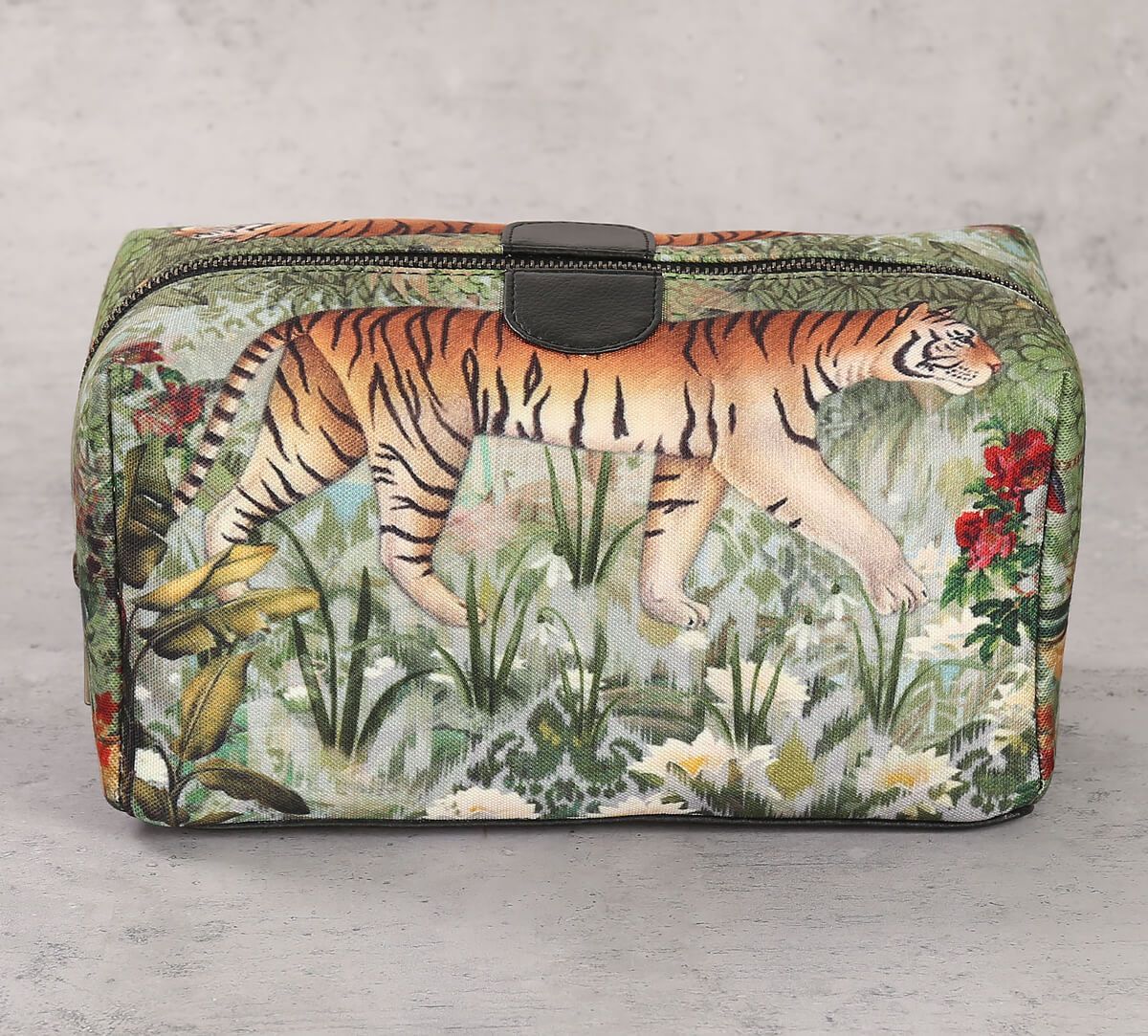 India Circus Pride of Bengal Utility Pouch