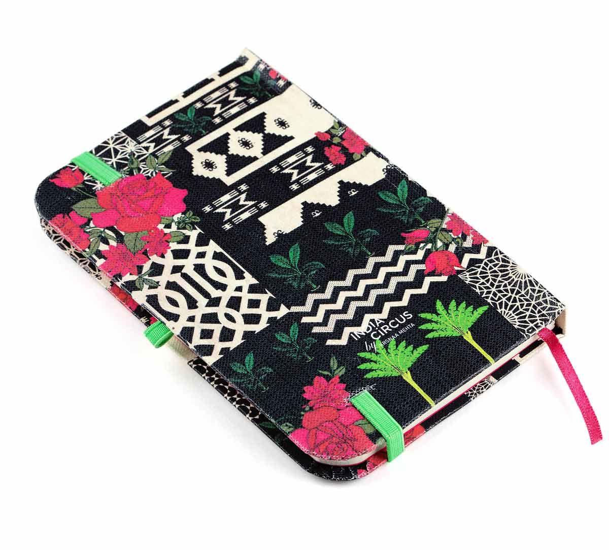 India Circus Rose Garden Maze Pocket Diary