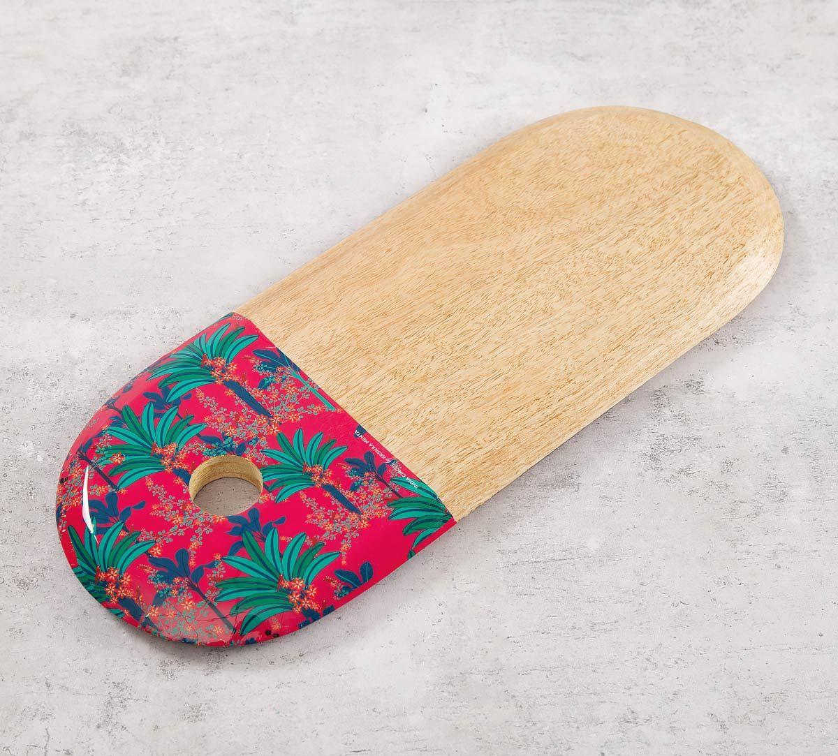 India Circus Royal Palms Cheese/Chopping Board
