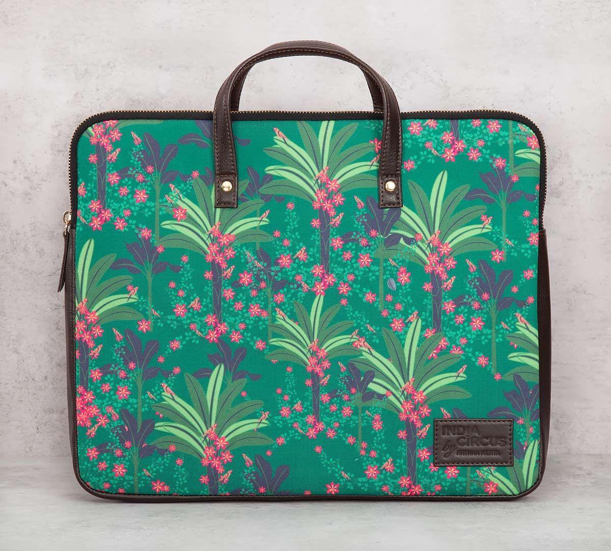 India Circus Royal Palms Laptop Bag