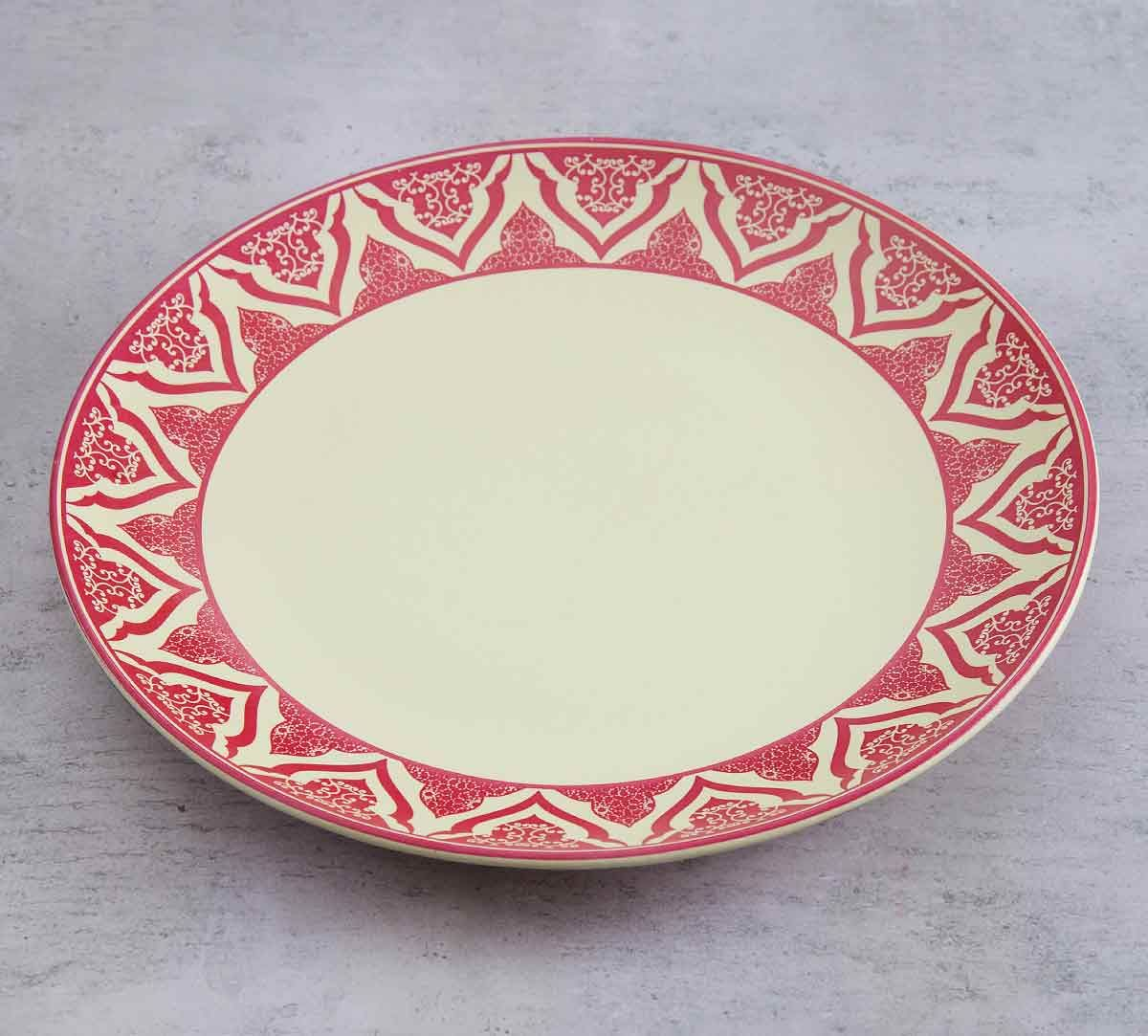 India Circus The Morning Glory Dinner Plate