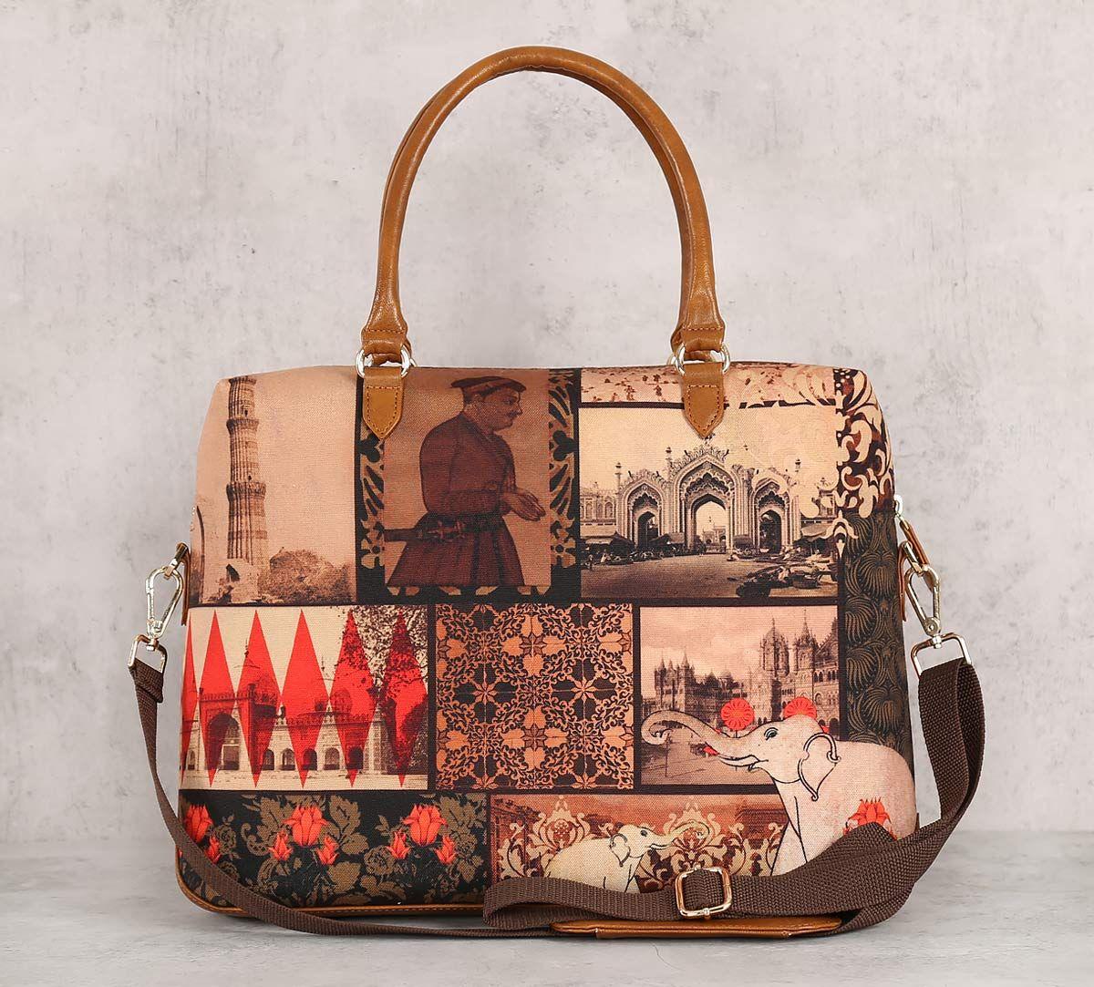 India Circus The Mughal Era Office Bag