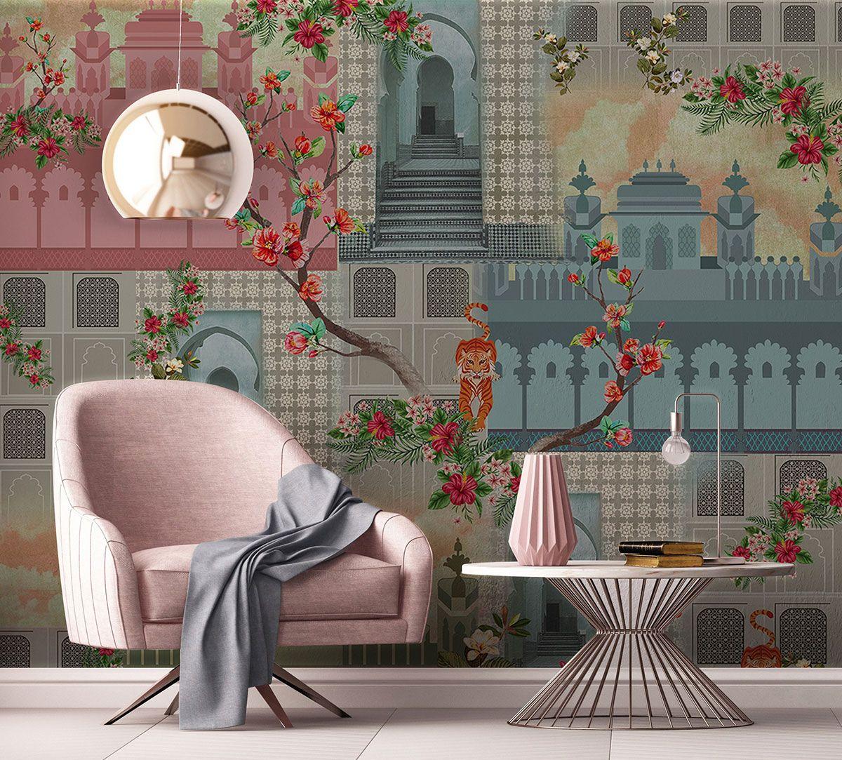 Timid Royalty Wallpaper