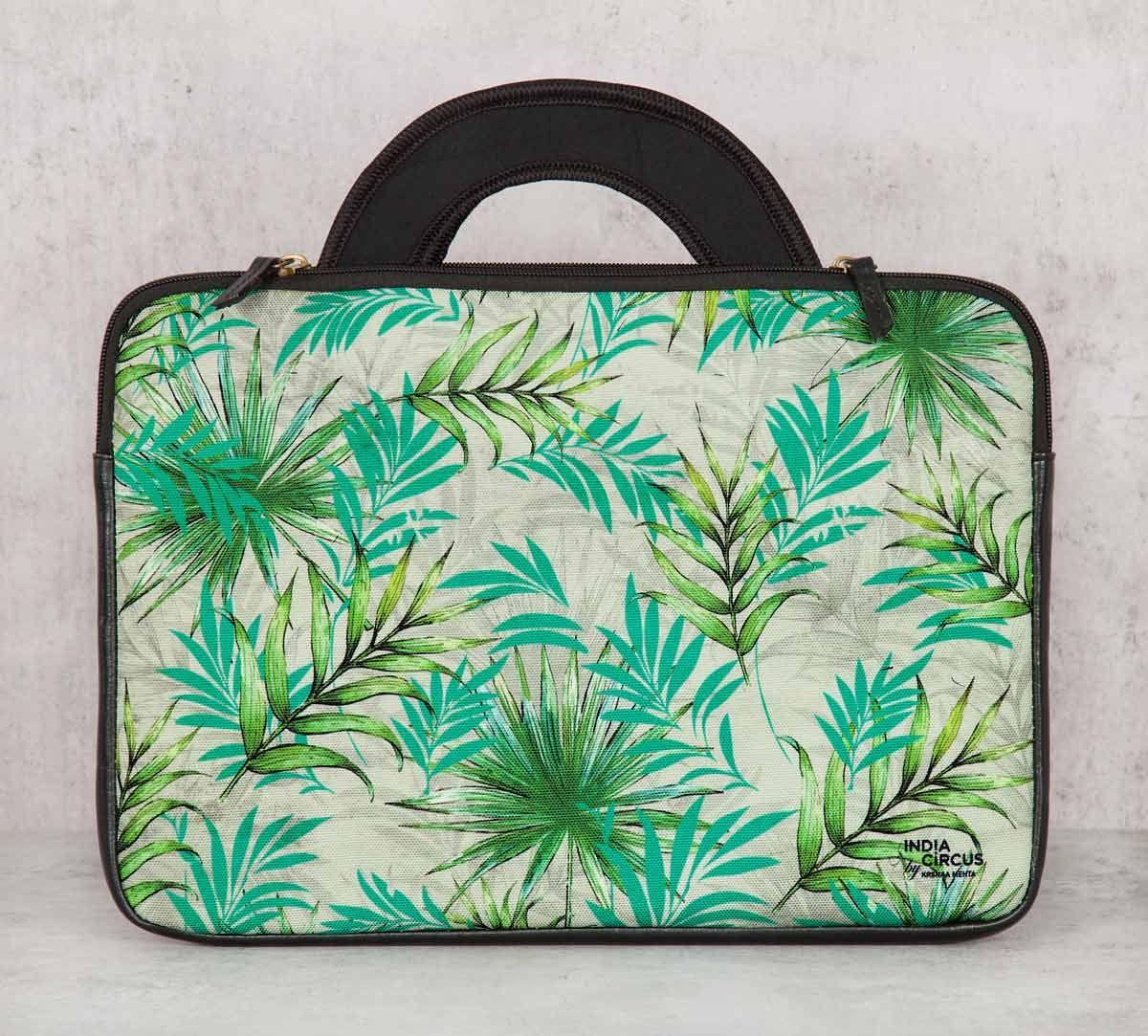 India Circus Tropical Fall 13-inch Laptop Bag