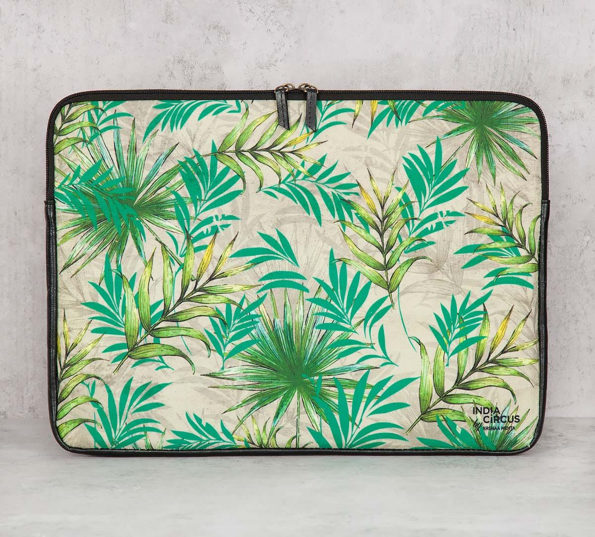 India Circus Tropical Fall Laptop Sleeve