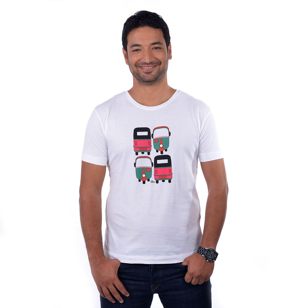 Chromatic Rick T-Shirt