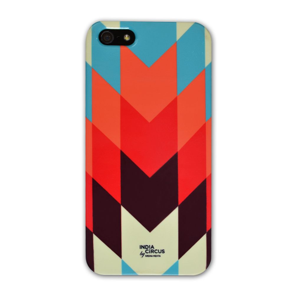 Jalebi Colour Spectrum iPhone 5 case