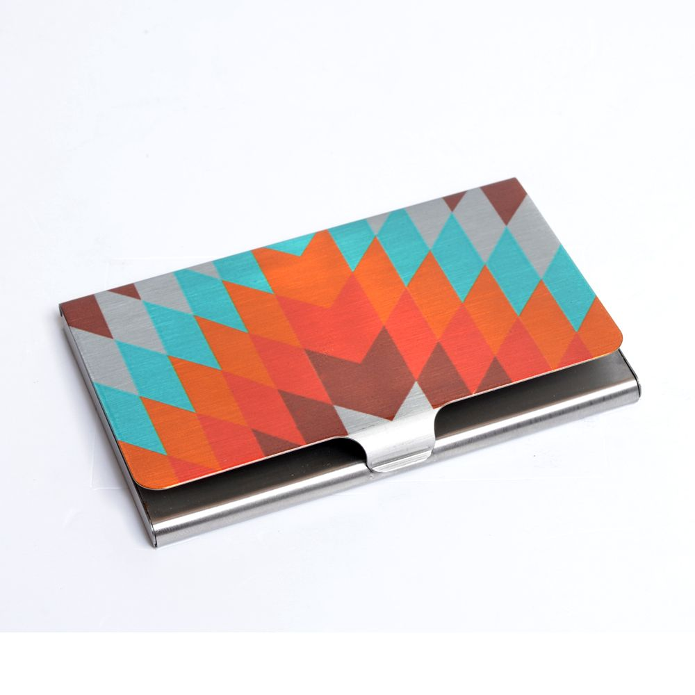 Jalebi Colour Spectrum Visiting Card Holder