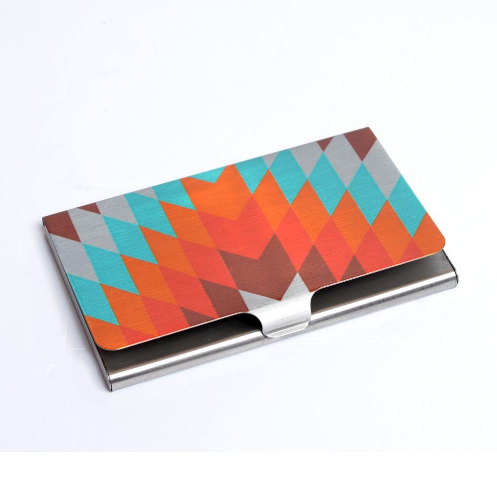 Jalebi Colour Spectrum Visiting Card Holder
