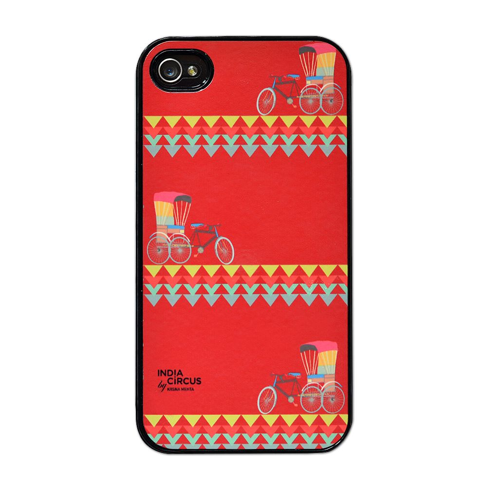 Jalebi Cycle iPhone 4/4s Case