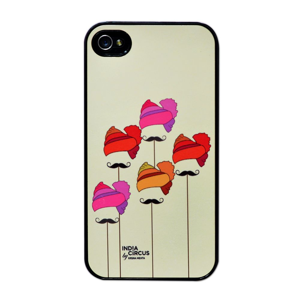 Jalebi Hipster Singh iPhone 4/4s case