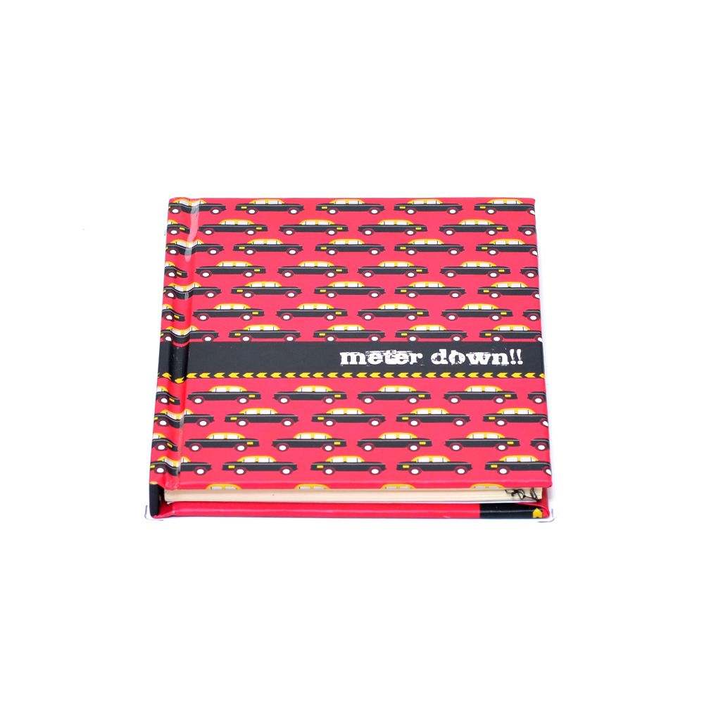 Meter Down Notebook