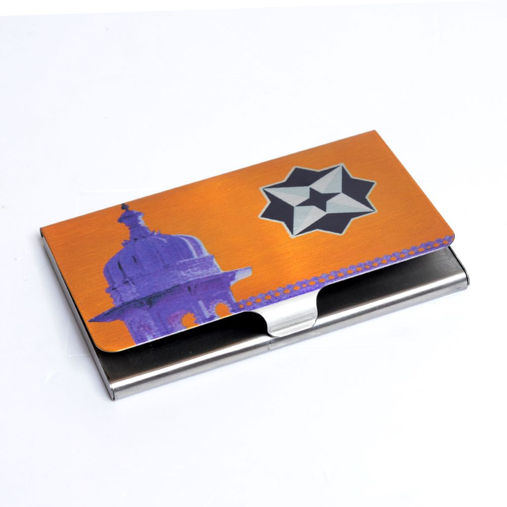 Jalebi Mystic Minaret Visiting Card Holder