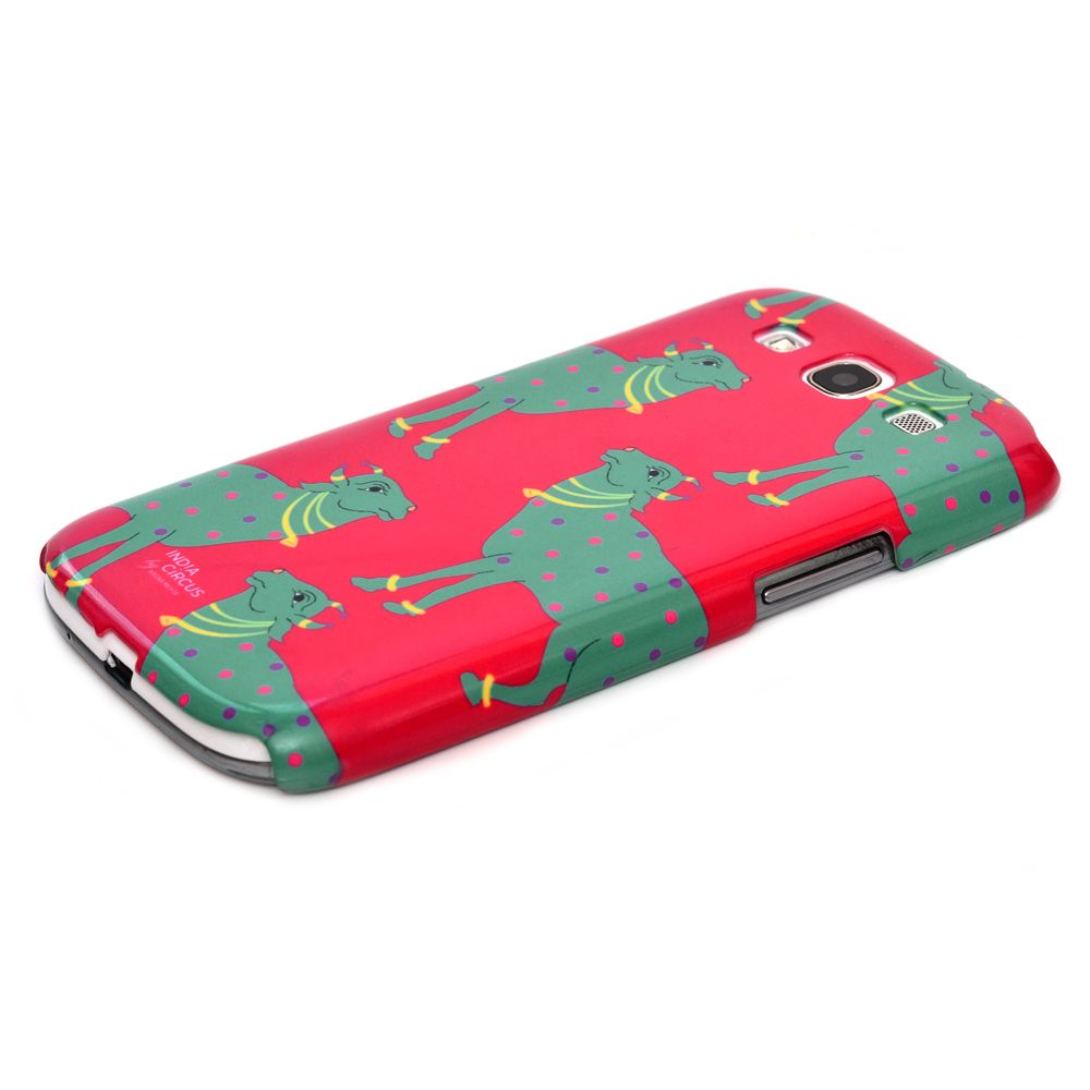 Jalebi Emerald Studded Cows Samsung Galaxy S3 Case
