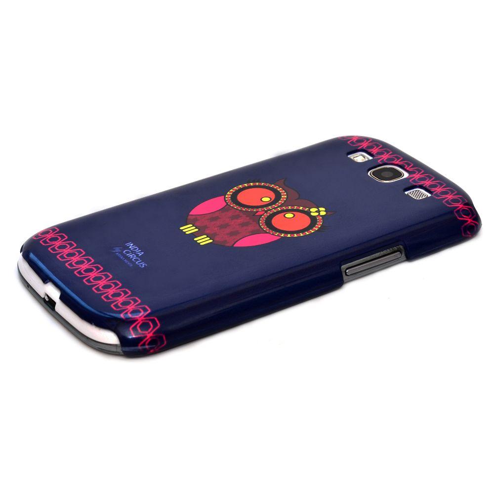 Jalebi Owl Howl Samsung Galaxy S3 Case