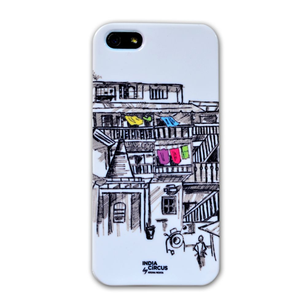 Jalebi Street Life Mobile iPhone 5/5s case