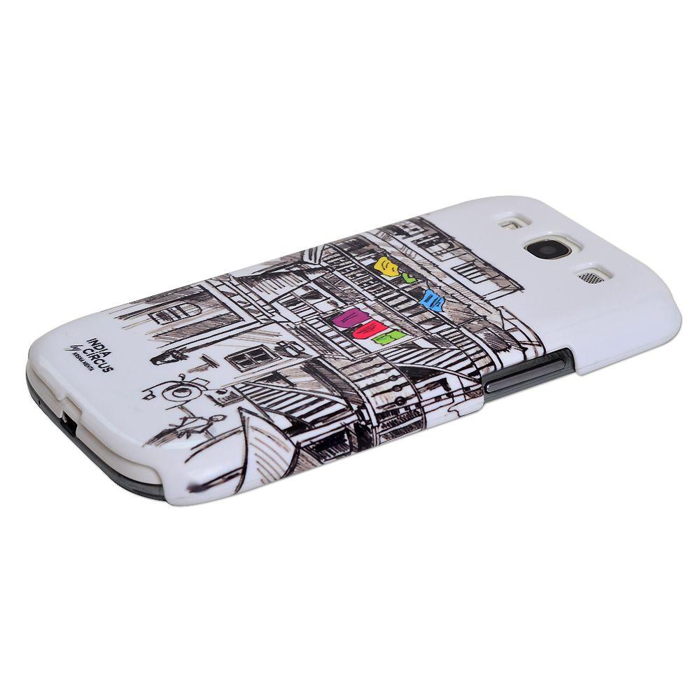 Jalebi Street Life Mobile Samsung Galaxy S3 Case