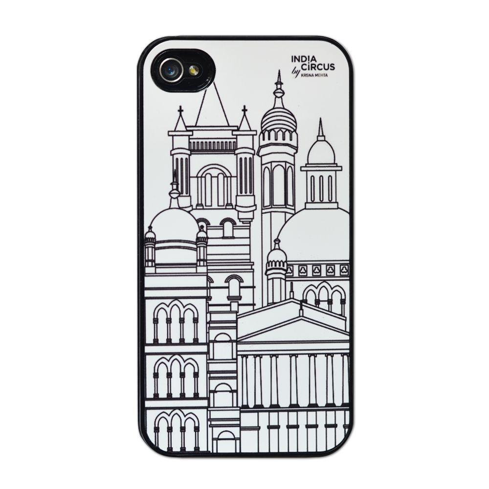 Jalebi Towering Minarettes iPhone 4/4s Case
