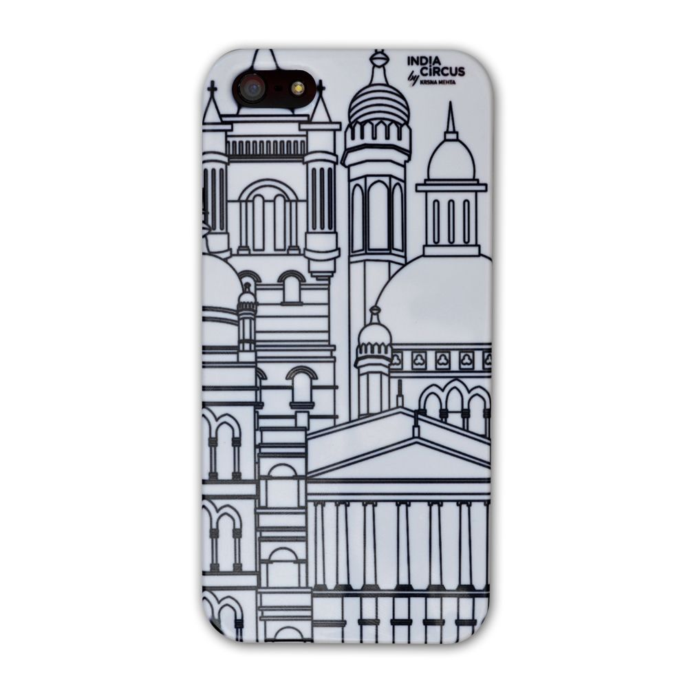 Jalebi Towering Minarettes iPhone 5 Case