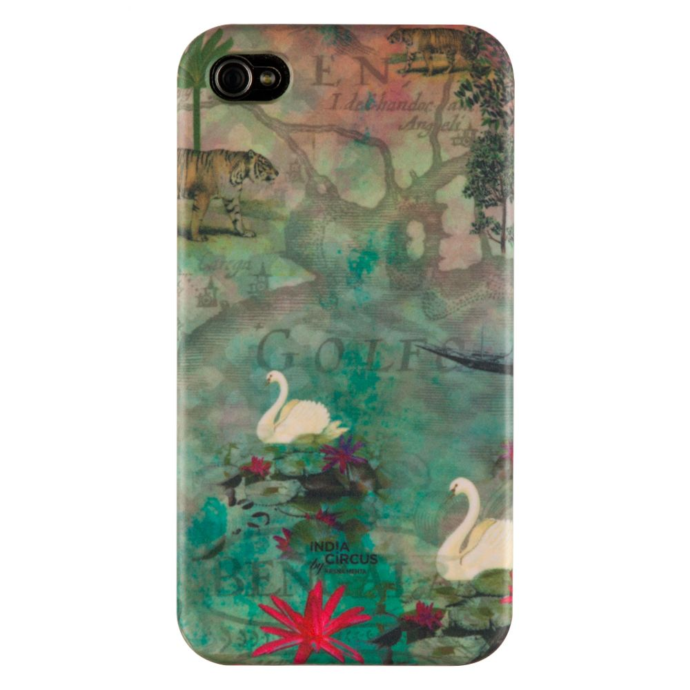 Kingdom Of Dreams iPhone 4/4s Matte Cover