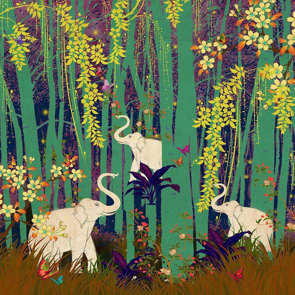 Fairies of Autumn Wallpaper