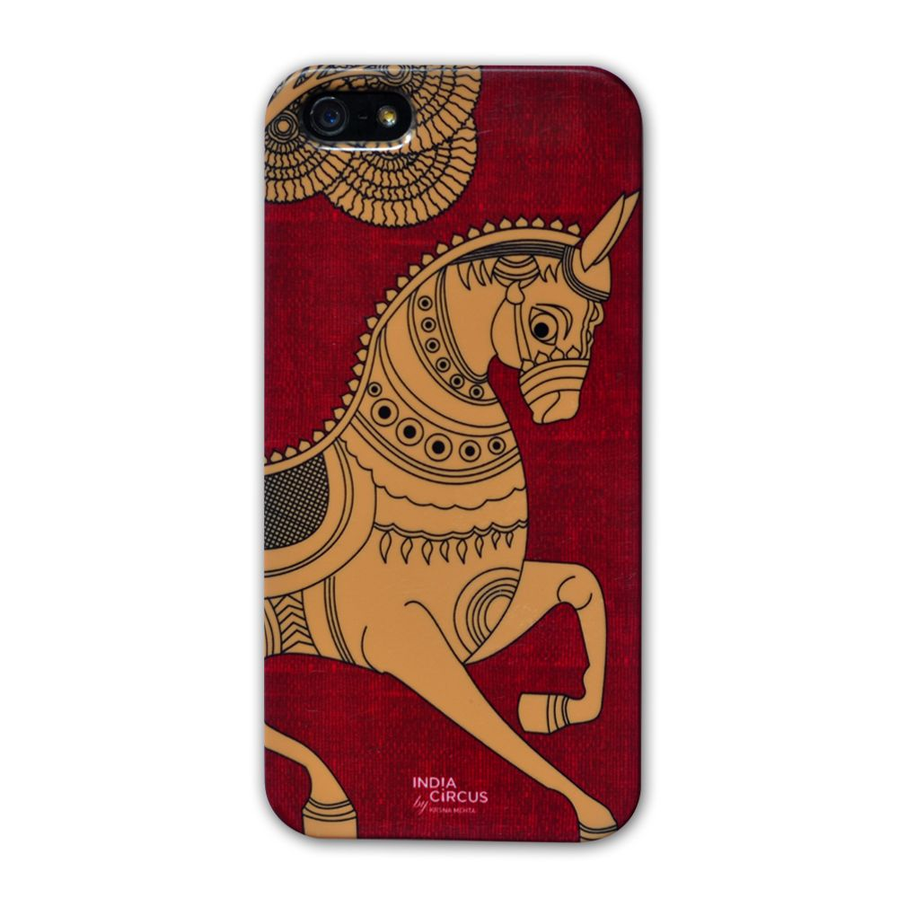 Kuheli Golden Gallop iPhone 5 case