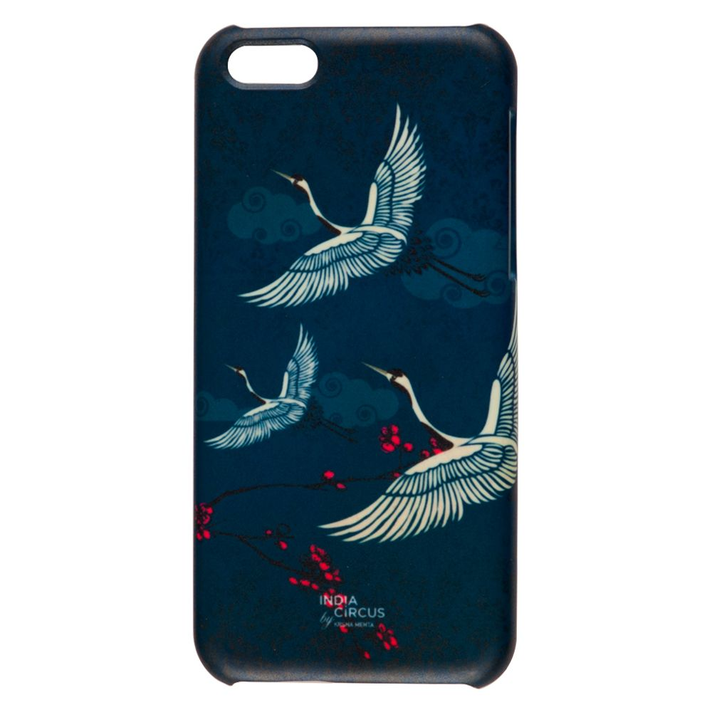 Legend of the Cranes iPhone 5C Matte Cover