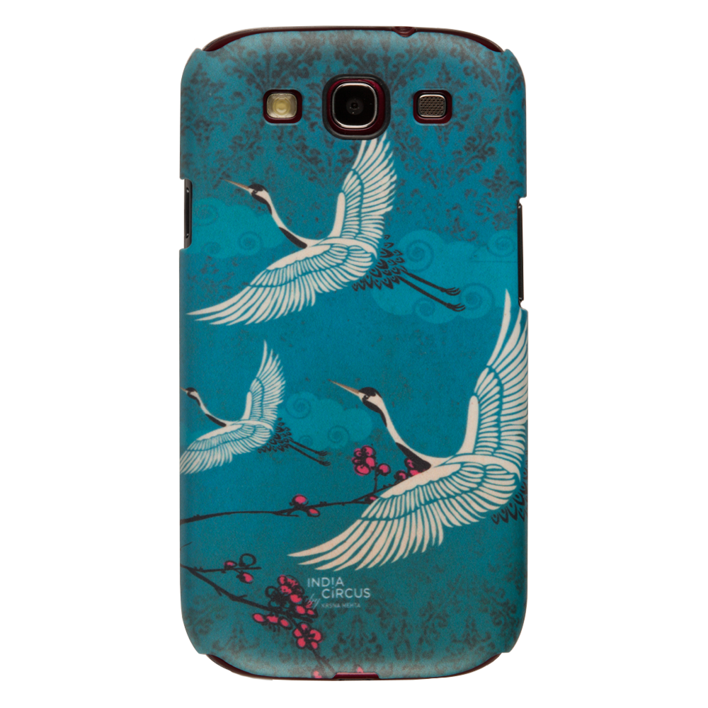 Legend of the Cranes Samsung Galaxy S3 Cover