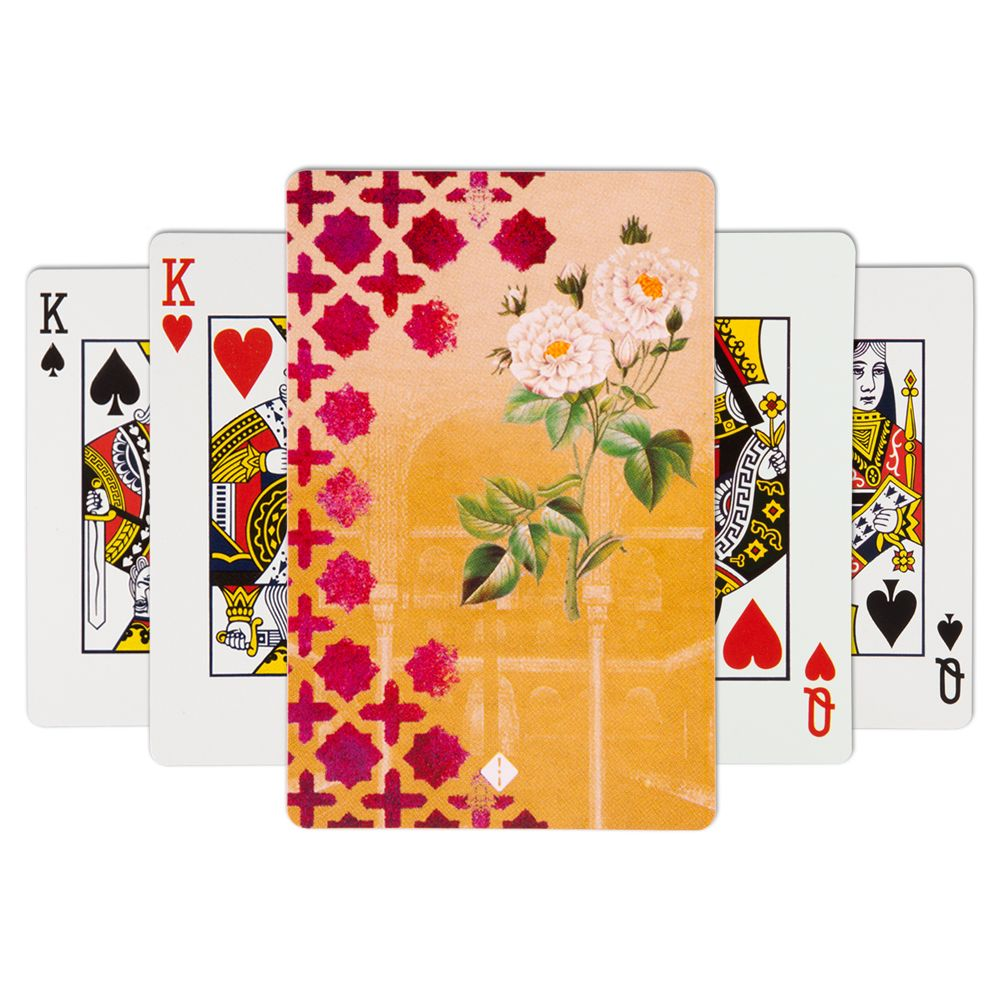 Tamara Lotus Vision Playing Card - (Set of 2)