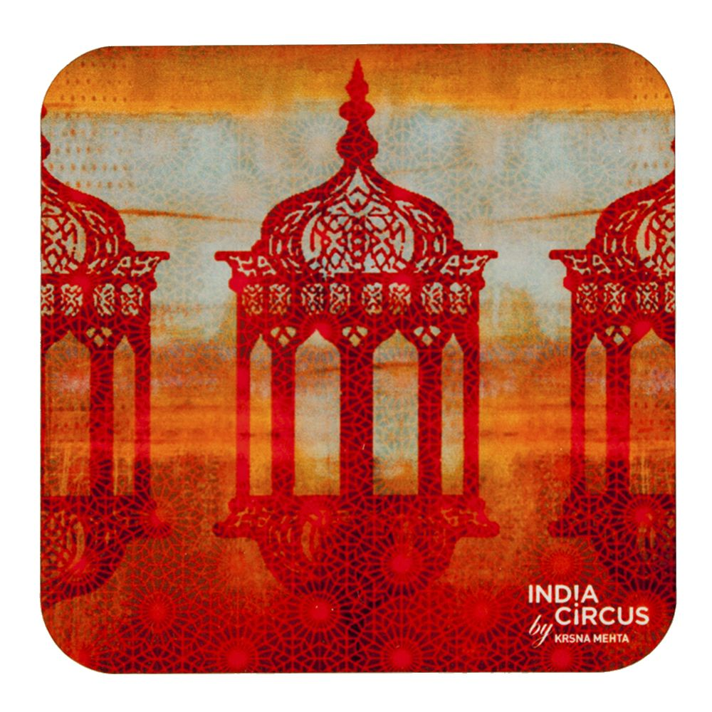 Minaret Mystique MDF Coasters - (Set Of 6)