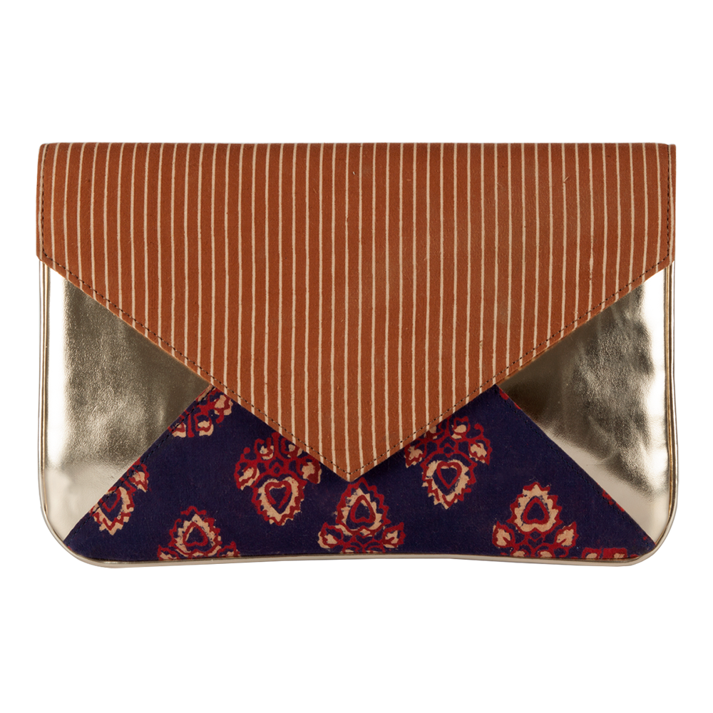 Mixed Envelope Clutch