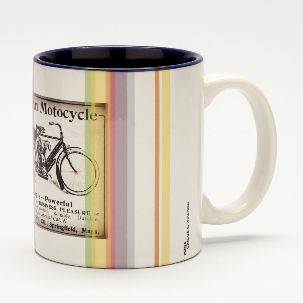 Motor Cycle Magic Mug