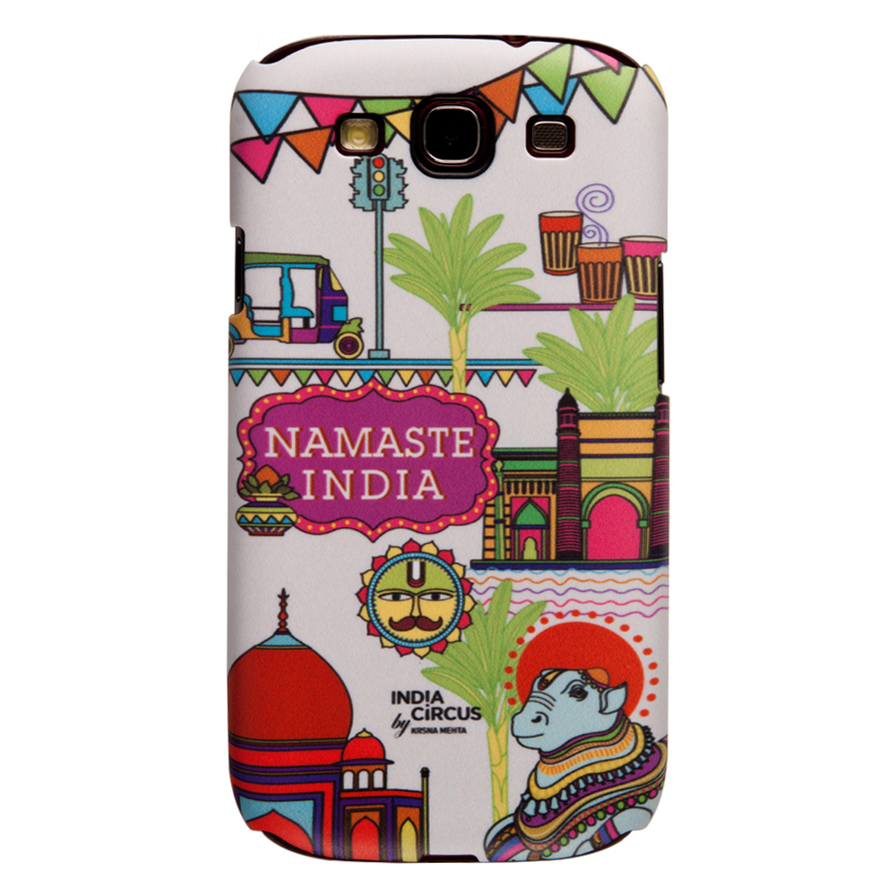Namaste India Samsung Galaxy S3 Cover