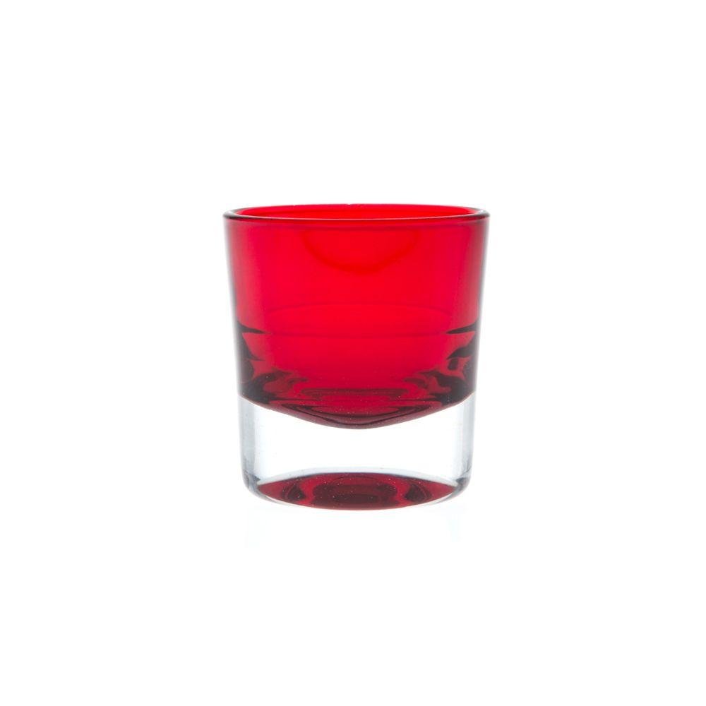 Neo Nawab Crimson Wine Candle Votive