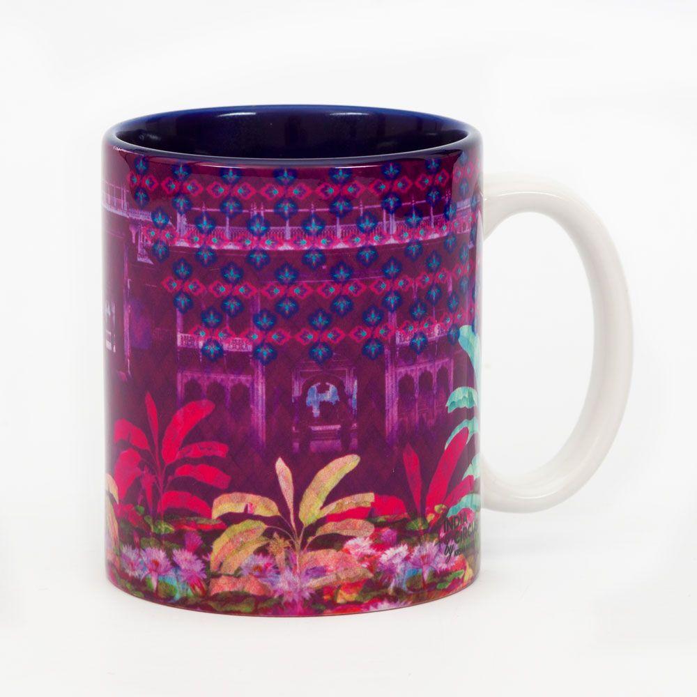 Neon Paradise Mug