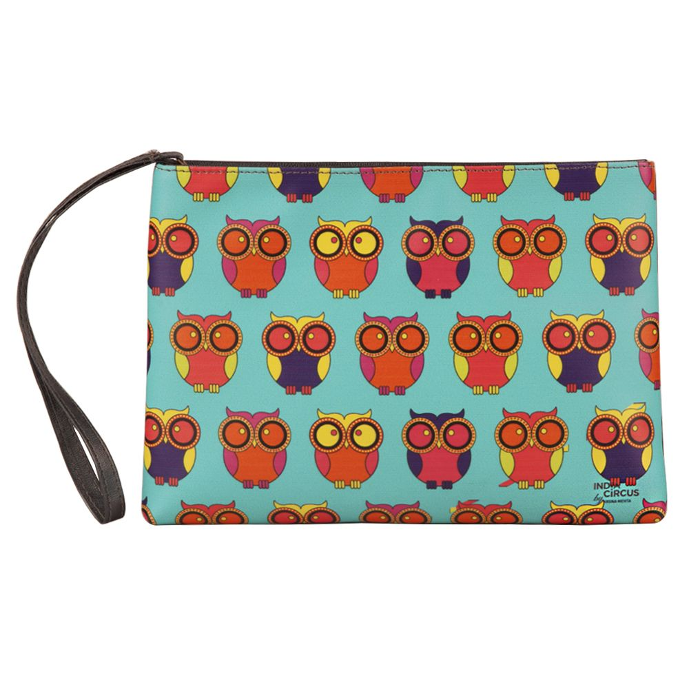 Owl Howl Utility Pouch