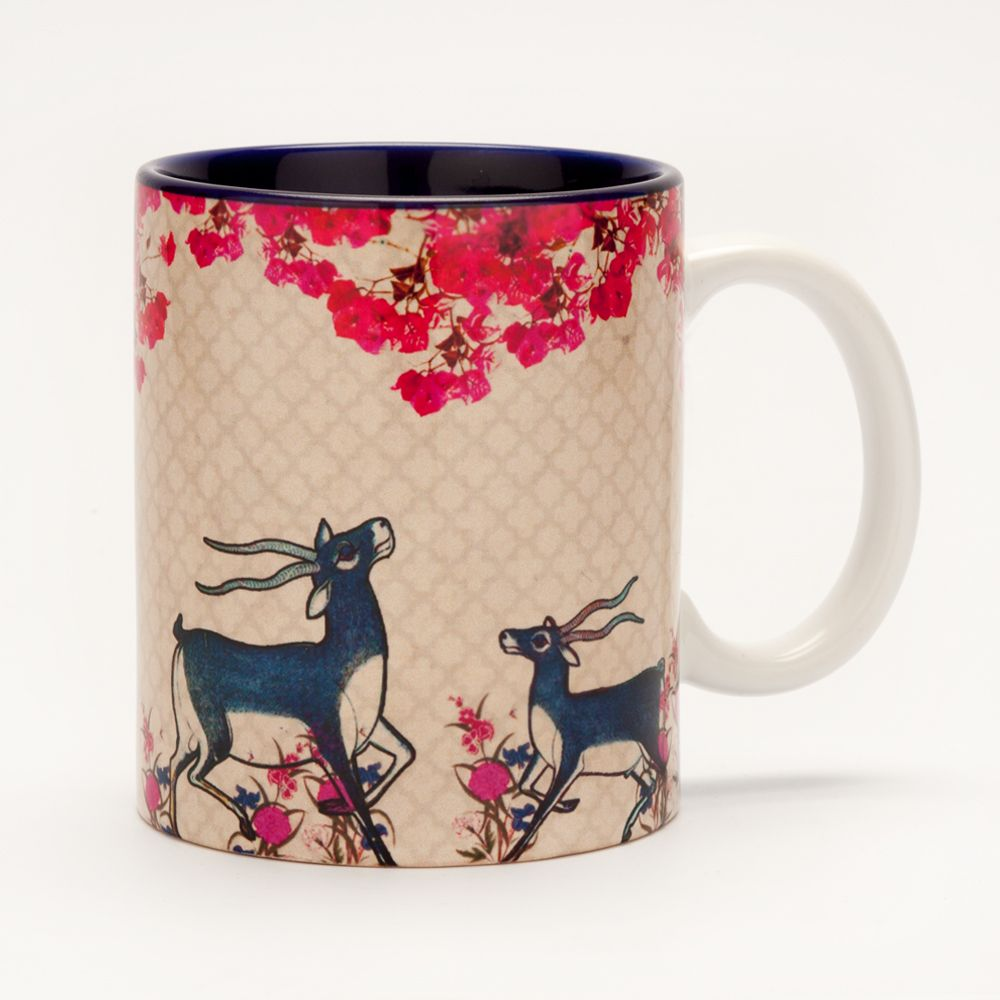 Palaces in Paradise Mug