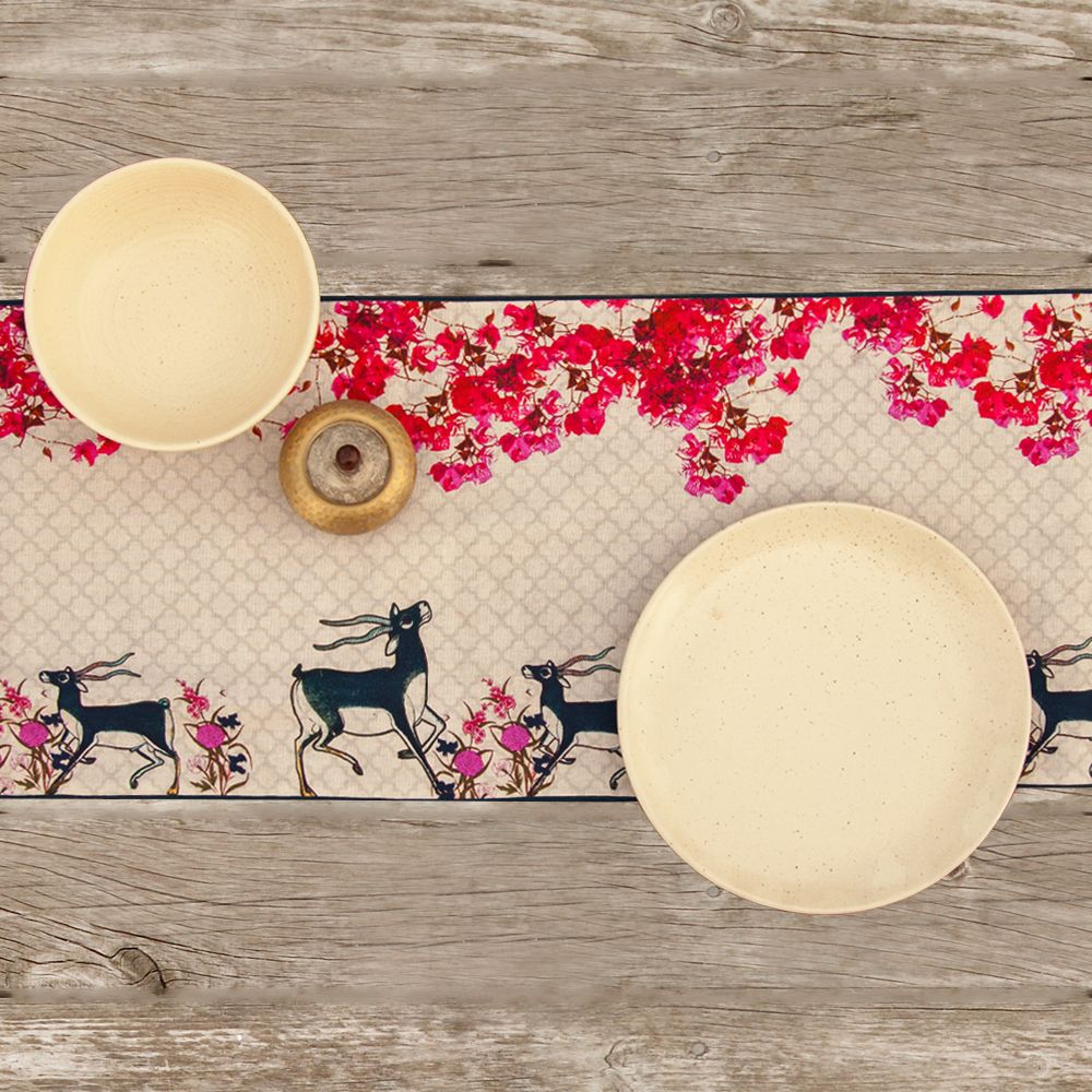 Palaces in Paradise Table Runner