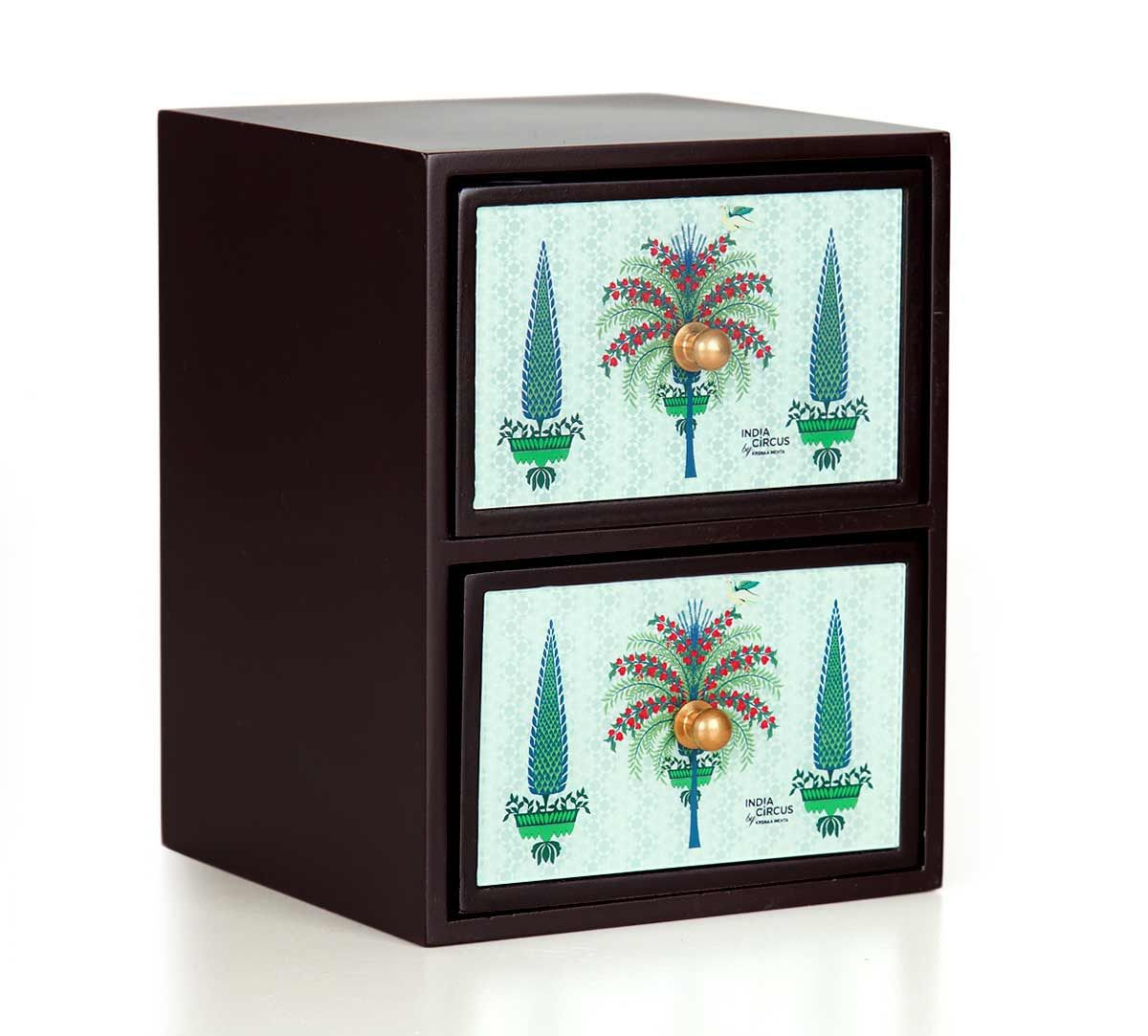 India Circus Palm Jumeirah Jewellery Chest Drawers