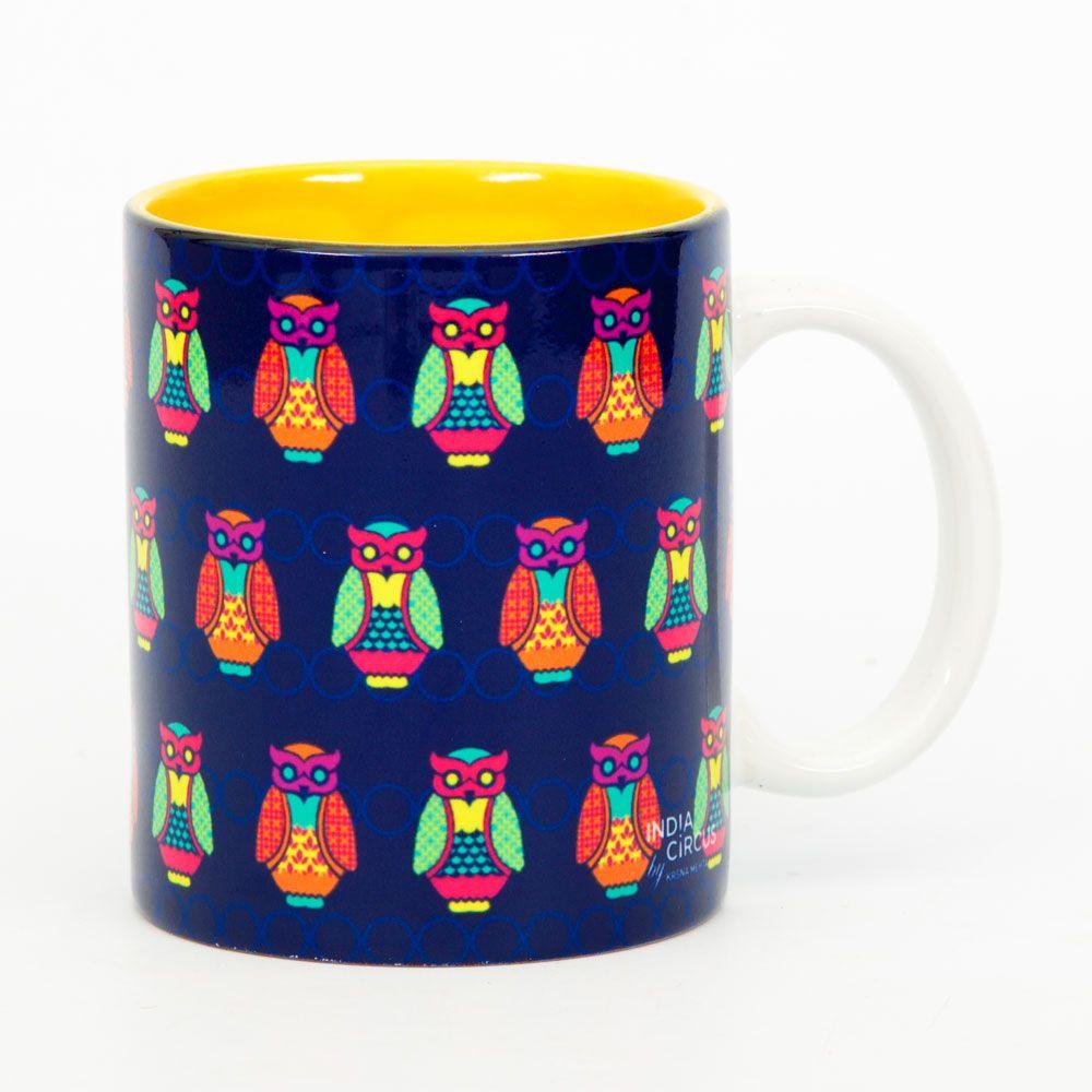 Parliament of Owls Mug