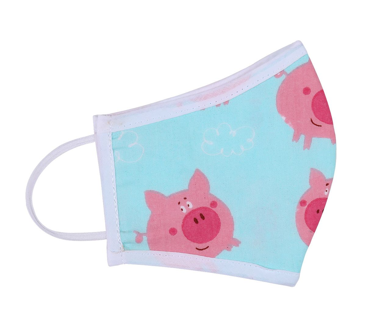 India Circus PIGGY PRINT Kids Protective Face Mask