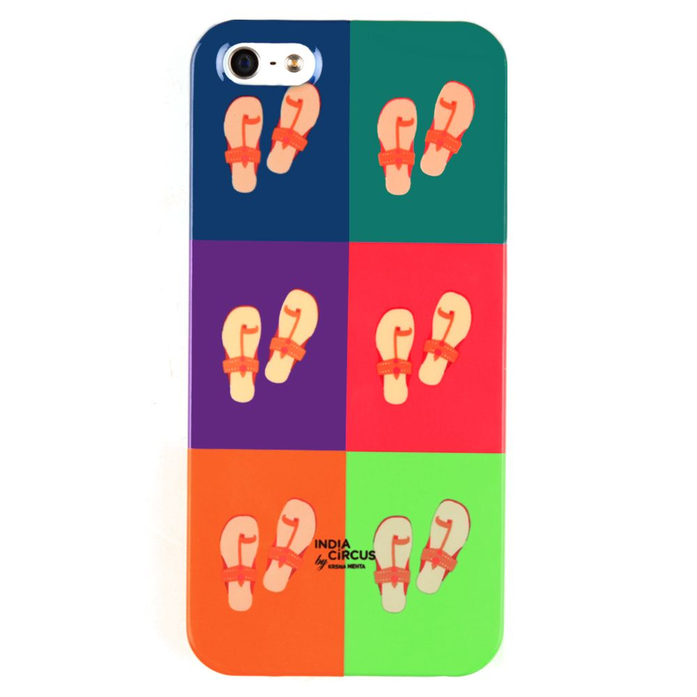 Pop-Slippers iPhone 5/5s Cover