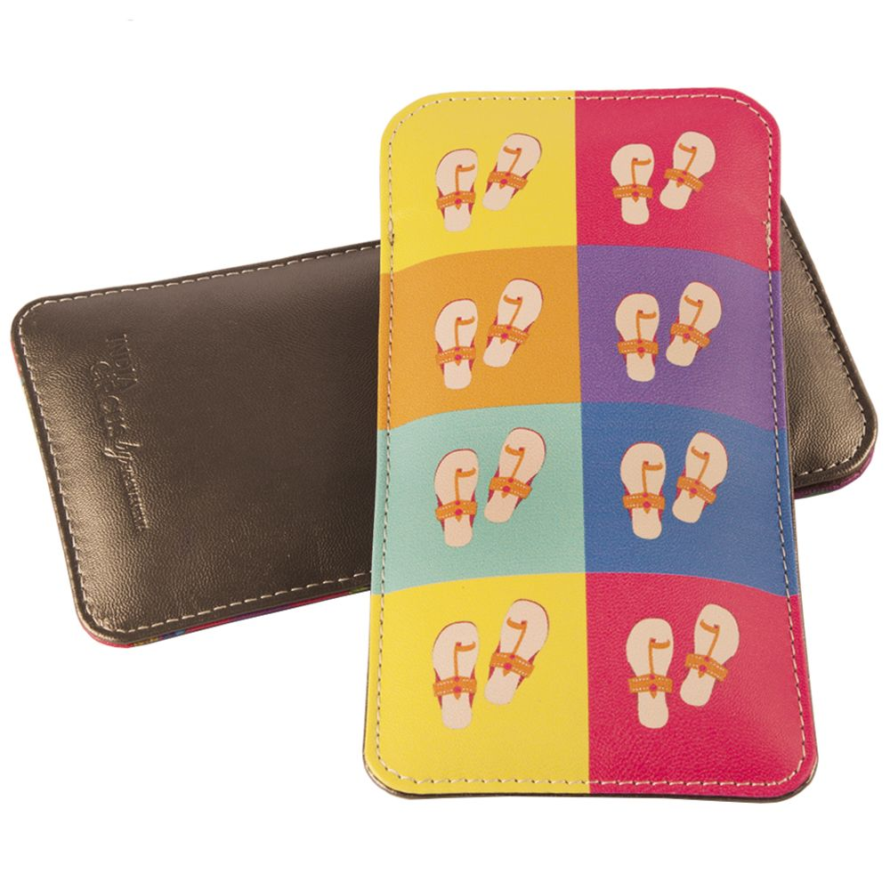 Pop-Slippers Spectacle Case