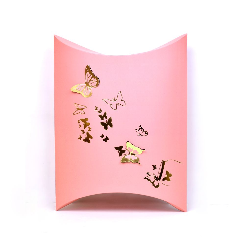 Pretty Pink Butterfly-theme Gift Box - Single