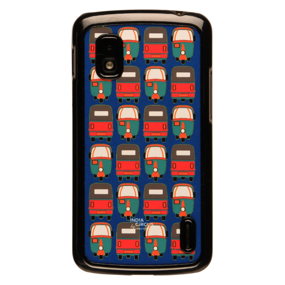Rickshaw Masti Google Nexus 4 Cover