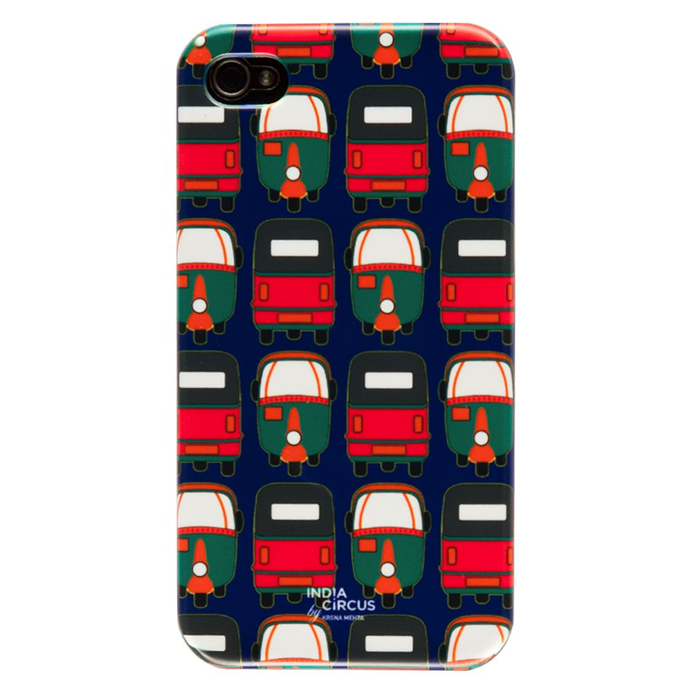 Rickshaw Masti iPhone 4/4s Cover
