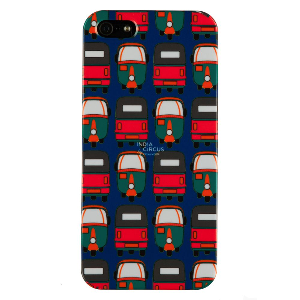 Rickshaw Masti iPhone 5/5s Cover