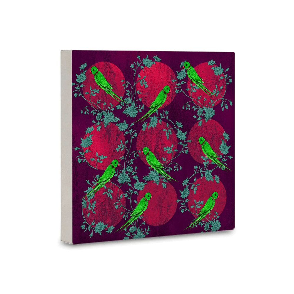 Orchid Dreams Canvas Mounted Wall Art