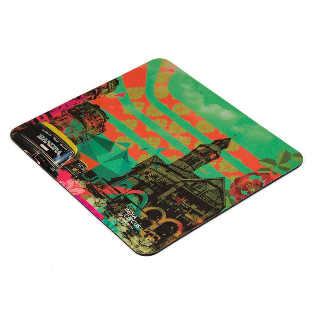 Streets of Paradise Mouse Pad