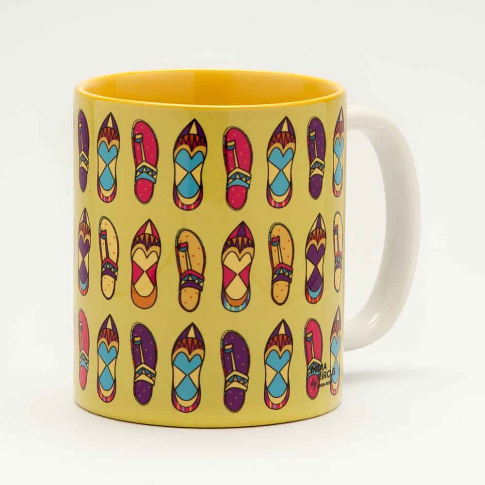 Stunning Slippers Mug